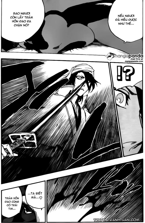 Bleach chapter 595 trang 8