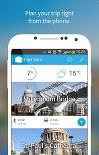 Sygic Travel: Trip Planner Screenshot 6