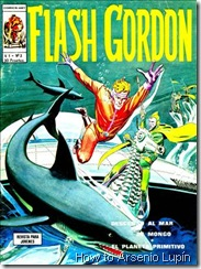 P00003 - Flash Gordon v1 #3