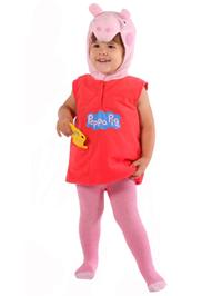 Disfraz para niña de Peppa pig