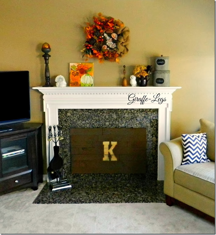 Hearth Covers: Giraffe Legs: How I Created An Insulated Fireplace Cover