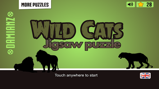 Wild Cats Puzzles