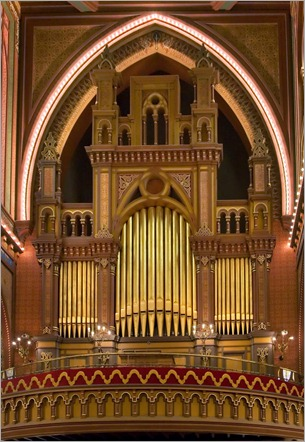 Plum Street Pipe Organ