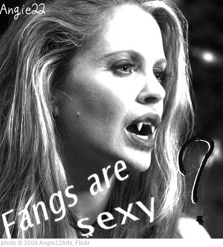 'Vampire Pam (True Blood) Fan Art' photo (c) 2009, Angie22Arts - license: http://creativecommons.org/licenses/by/2.0/