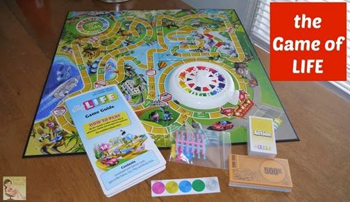 Hasbro Game of Life #sp[5]