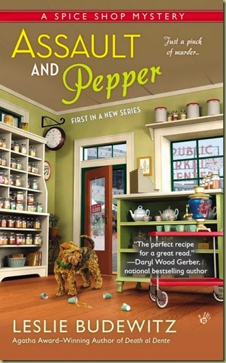 Assault and Pepper by Leslie Budewitz