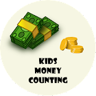 Kids Money Counting icon