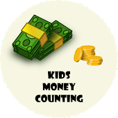Kids Money Counting