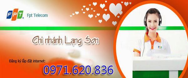 Lắp Đặt Internet FPT Tại Lạng Sơn