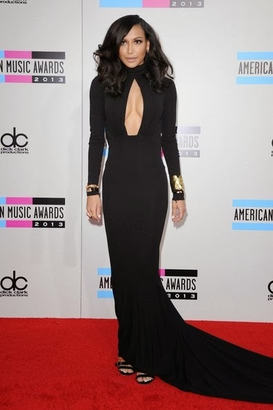 Naya Rivera-2013 American Music Awards