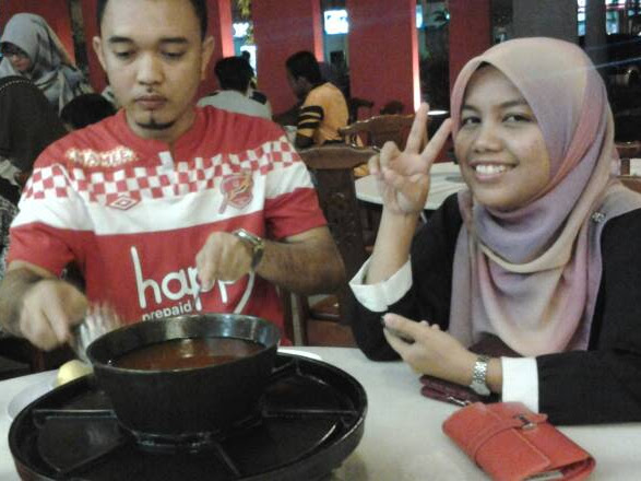 Steamboat Grill @ Red Wok Restaurant Kajang