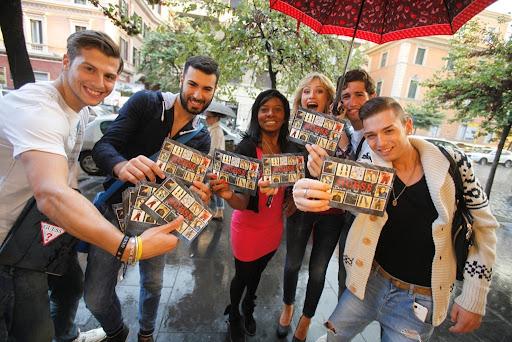 12.10.2012 GUESS EVENT – VIA COLA DI RIENZO ROME My