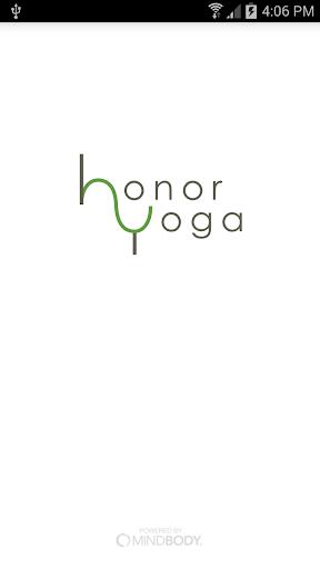 Honor Yoga