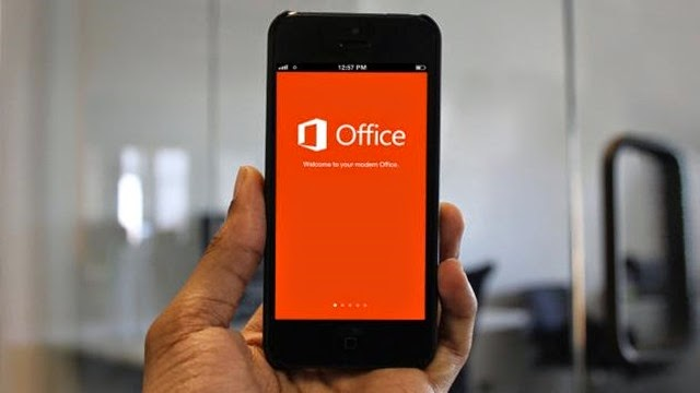 Microsoft Office Mobile ahora gratis para iPhone, iPad y Android