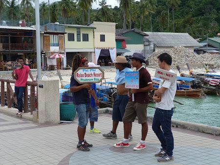 Hustlers pe Phi Phi