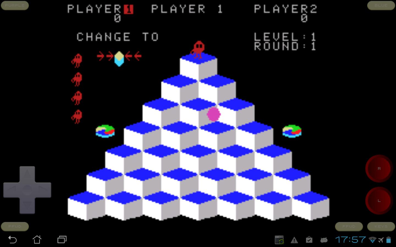 ColEm - Free Coleco Emulator - screenshot