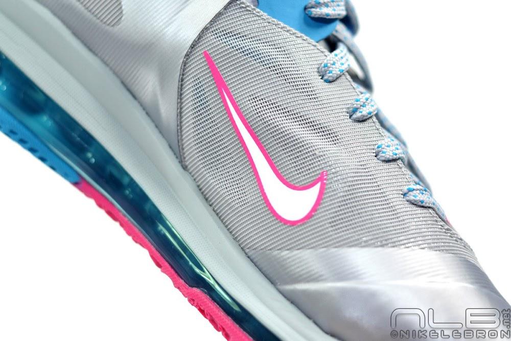 free shipping f6479 2fb03 ... The Showcase Nike LeBron 9 Low WBF London Fireberry ...