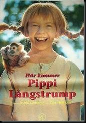 Very Mental Tv Serie Pippi Langstrump 1969