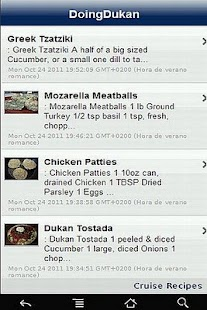 Download Doing The Dukan APK for Android