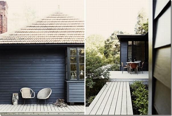 case e interni - casa campagna - Foresta Nera (13)