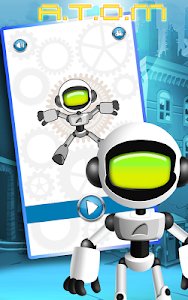 Robo Atom jumpy addicting game v1.0