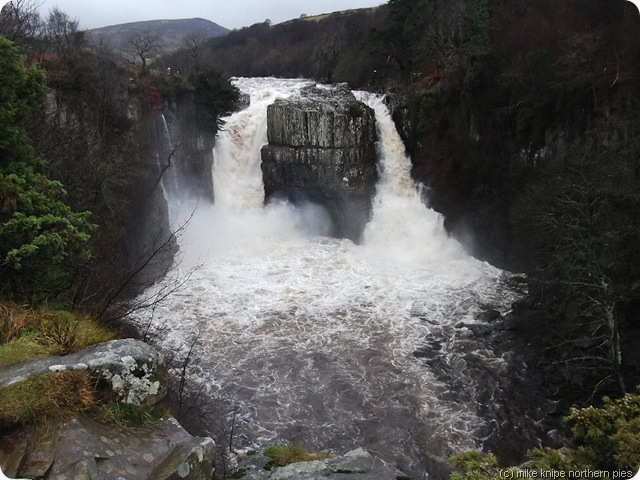 high force in flood