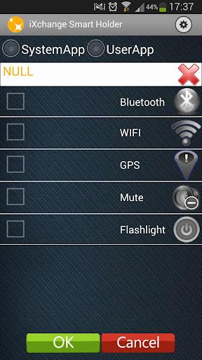 iXchange Smart Holder