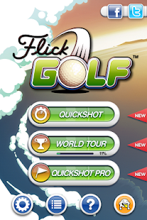 Flick Golf! Screenshot 21