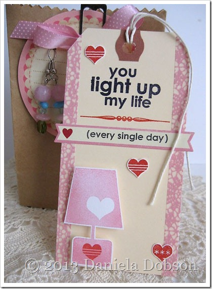 You light up my life by Daniela Dobson