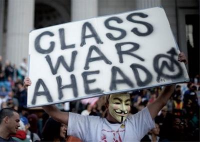 class war ahead