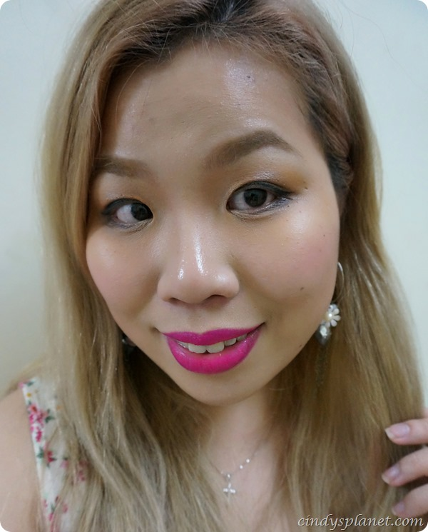 Candydoll face powder crystal review9