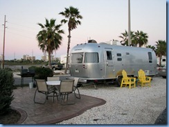 5919 Texas, South Padre Island - KOA Kampground - our Airstream trailer