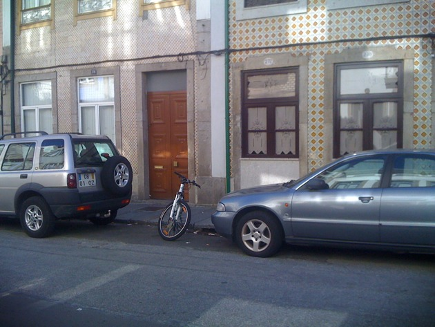 Estacionamento bici 054