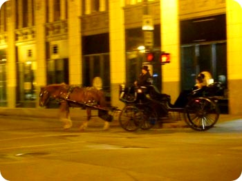 carriage-ride