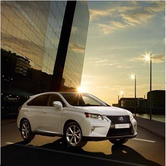 Lexus RX 450h Advanced