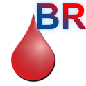 Blood donation calculator logo