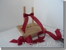 Magic Bow Maker