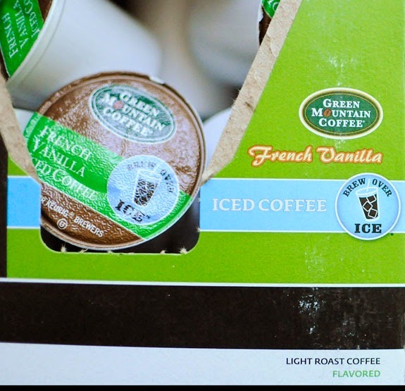 Keurig #BrewOverIce #BrewItUp Recipes