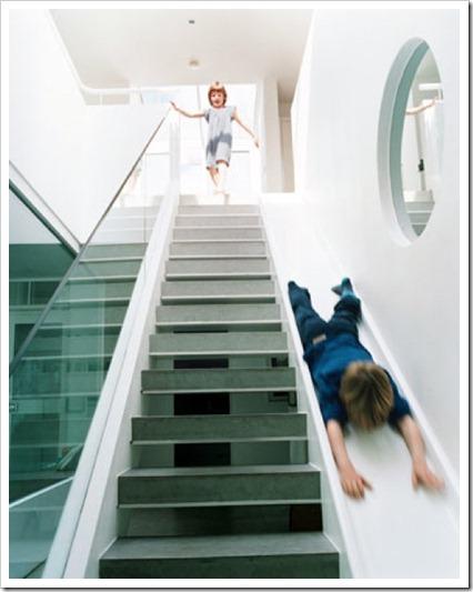 stair-slide