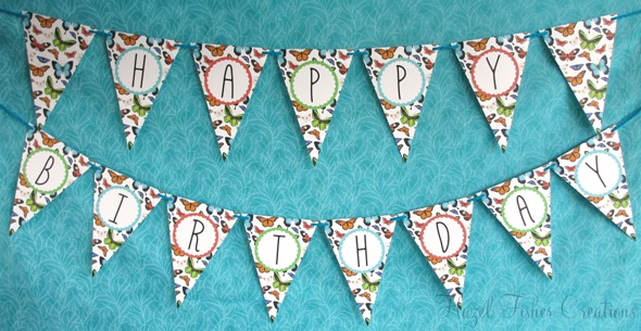 2013Mar13 diy birthday bunting ideas 4