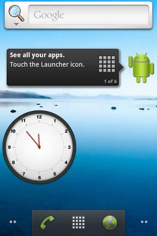 Cruzy Analog Clock 0.0.0.1 Windows u7528 1