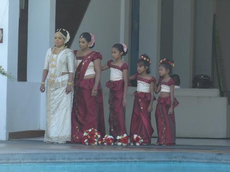 Nunta Sri Lanka