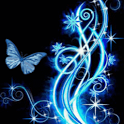 Beautiful Butterfly Live Wallp icon