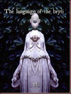 The language of the bryti Cover