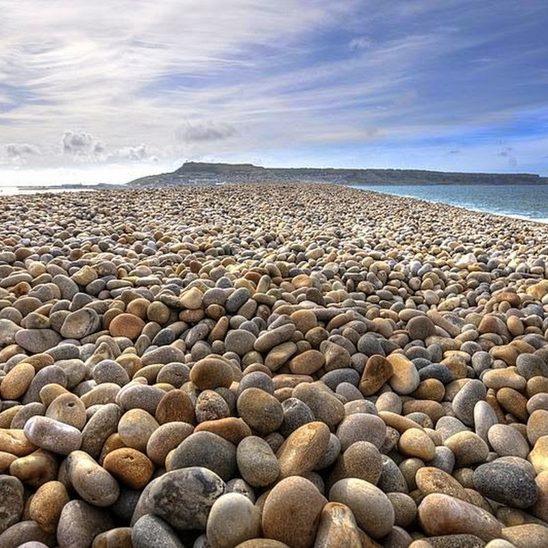 Pebble Beaches Around The World