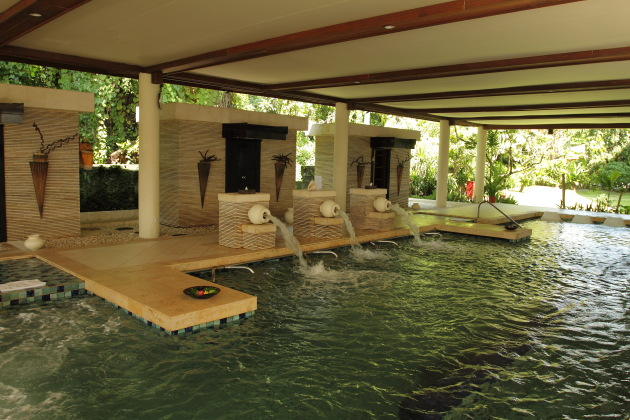 The Aquamedic Swimming Pool of Thalasso Bali Spa