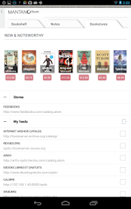Mantano Ebook Reader Premium v2.4.11