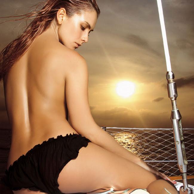 Andrea Lopez Desnuda Revista SoHo Foto 5