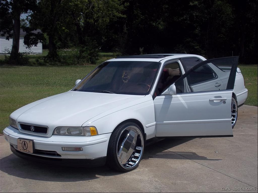 1992 Acura Legend Sedan Specifications, Pictures, Prices