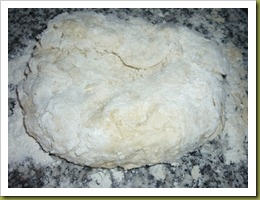 Pane all'olio con pasta madre (3)